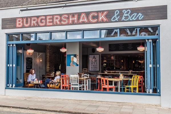 The Fire Stables Wimbledon Transforms into BurgerShack & Bar - AWOL ...